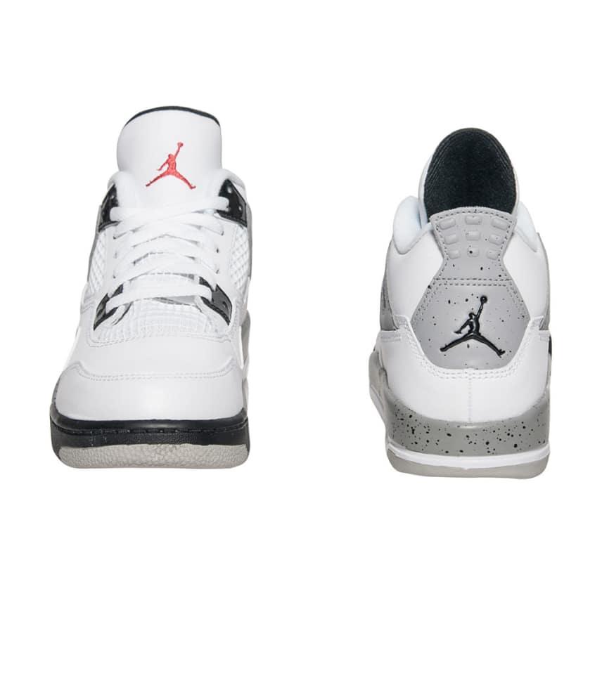 uk availability 85c08 d1a12 ... Jordan - Sneakers - RETRO 4 WHITE CEMENT SNEAKER ...