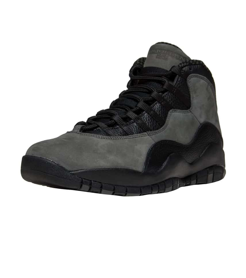 Jordan Air Jordan Retro 10 (Dark Grey) - 310805-002  dbb0389515ce