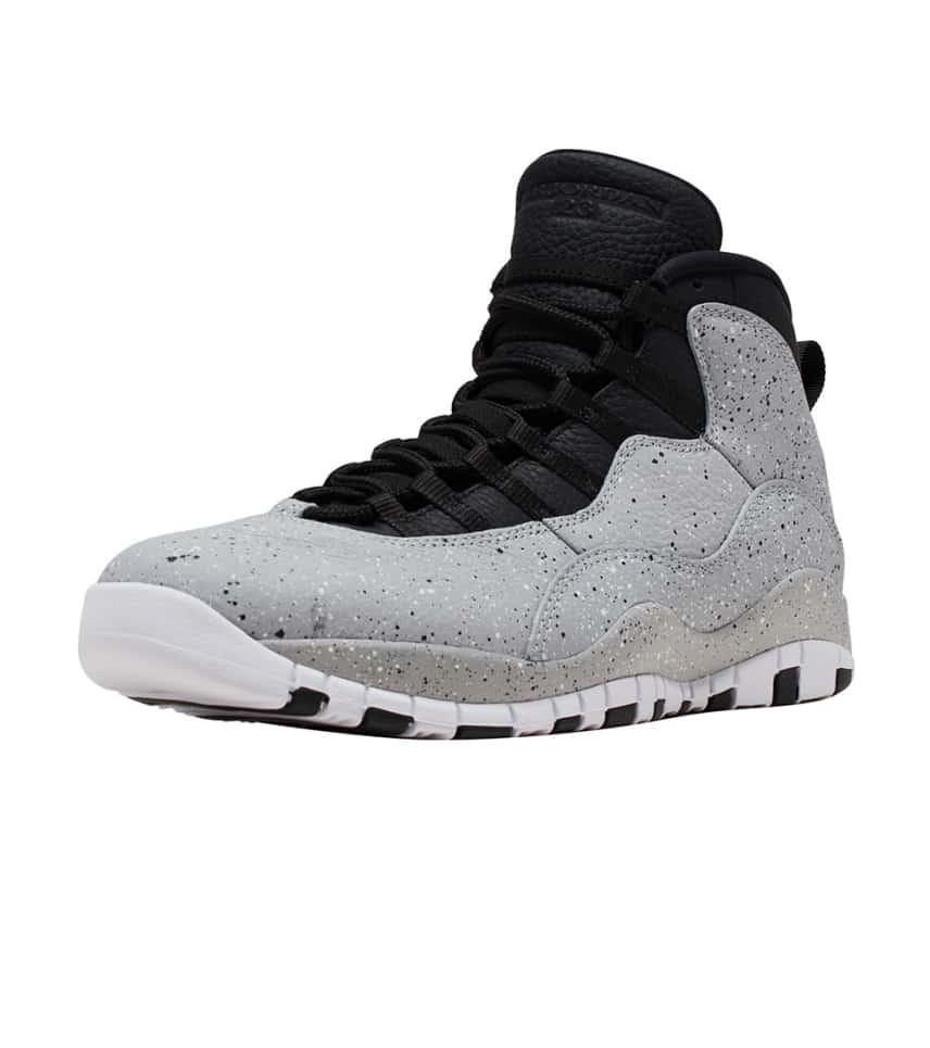 dd86abe9ce0 Jordan Retro 10 Sneaker (Grey) - 310805-062   Jimmy Jazz