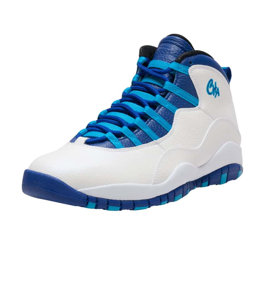 brand new 807ab 2484e Jordan RETRO 10 (White) - 310805-107   Jimmy Jazz