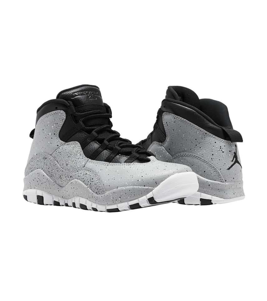 83ab12baf93 Jordan Retro 10 Sneaker (Grey) - 310806-062