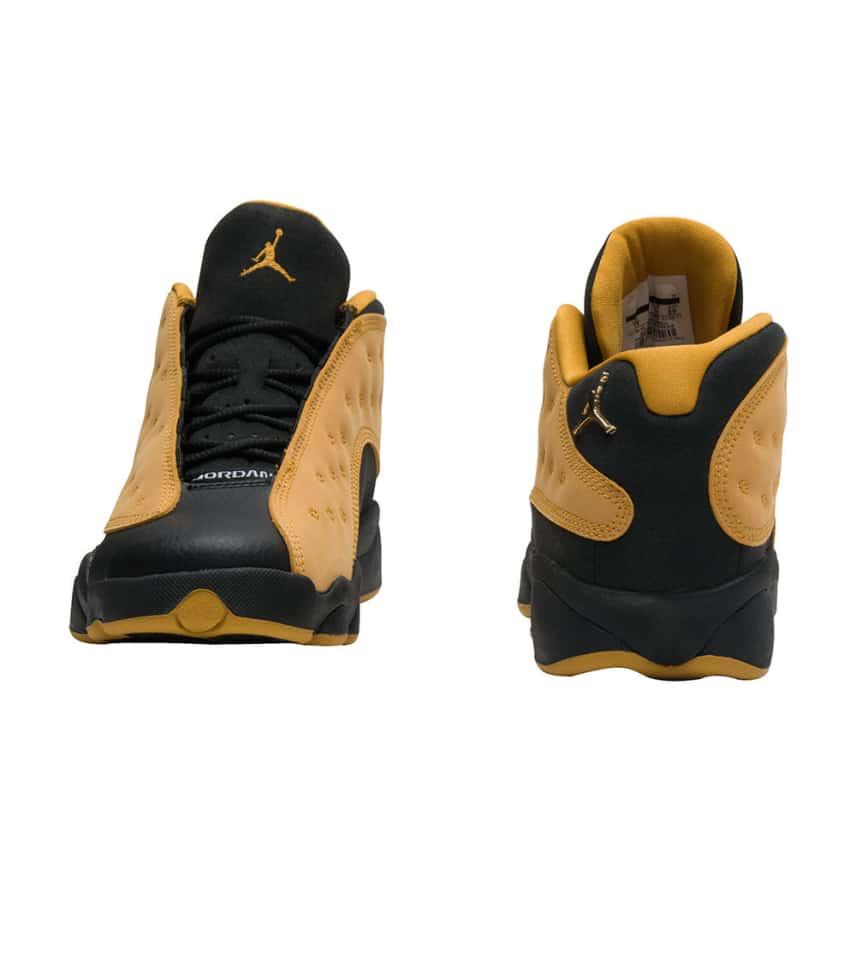 6acbfa42c45 Jordan Retro 13 Low Sneaker (Black) - 310811-022
