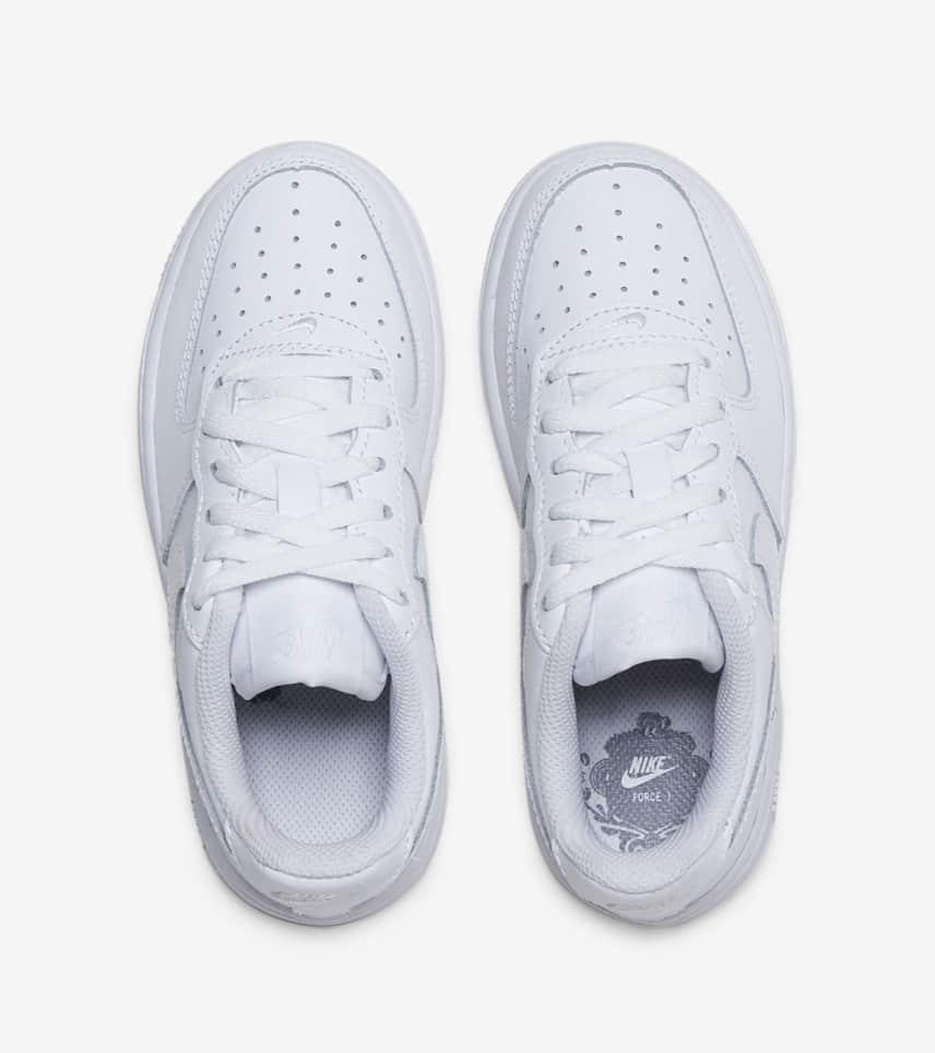 e48c93fb047628 Nike AIR FORCE ONE SNEAKER-CHILDREN SIZES (White) - 314193