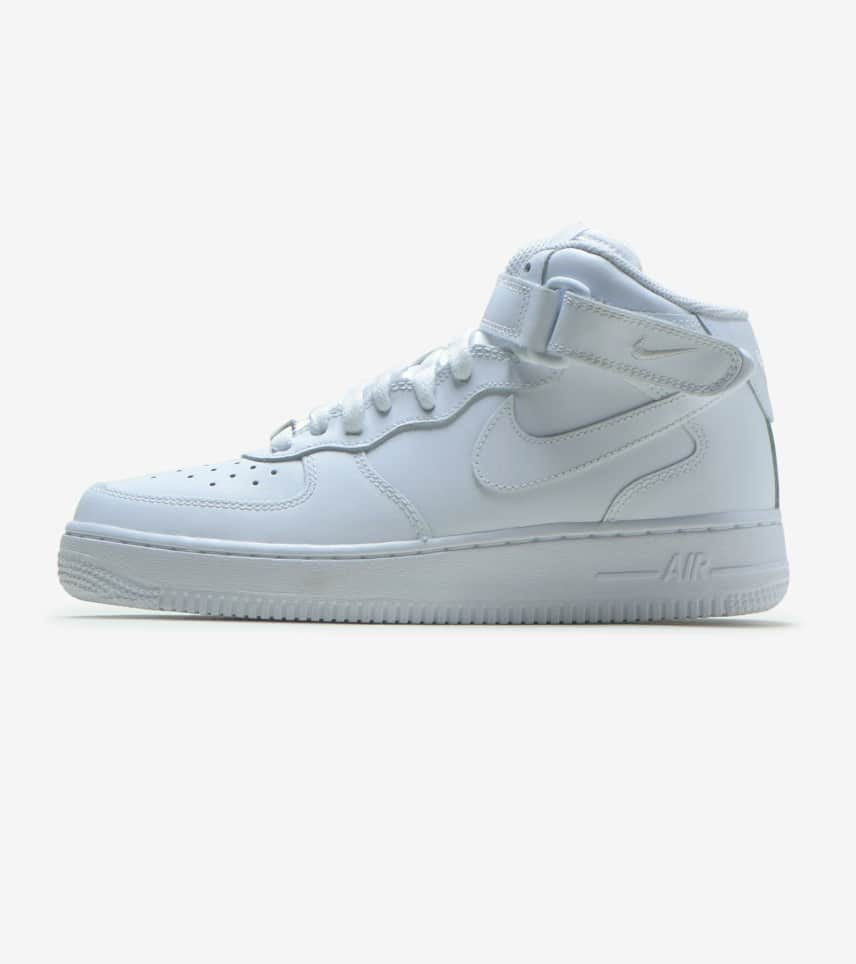 pas mal 83a16 88973 AIR FORCE ONE MID SNEAKER