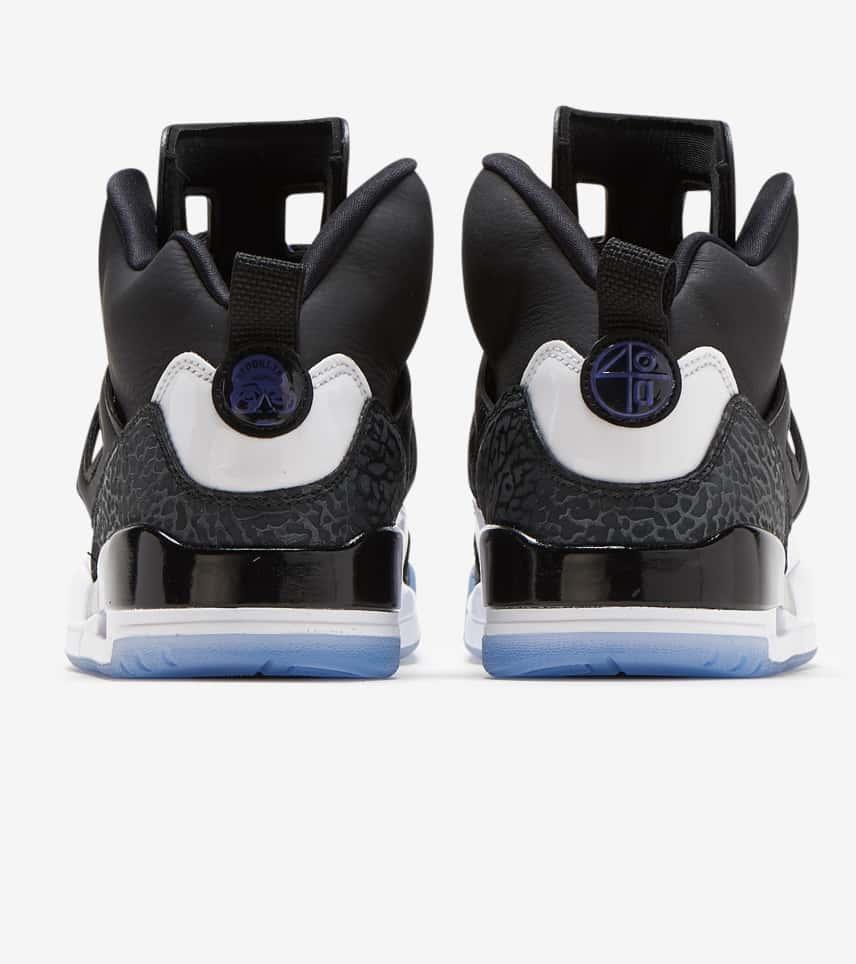 Jordan Spizike Sneaker (Black) - 315371-005  90e85604b