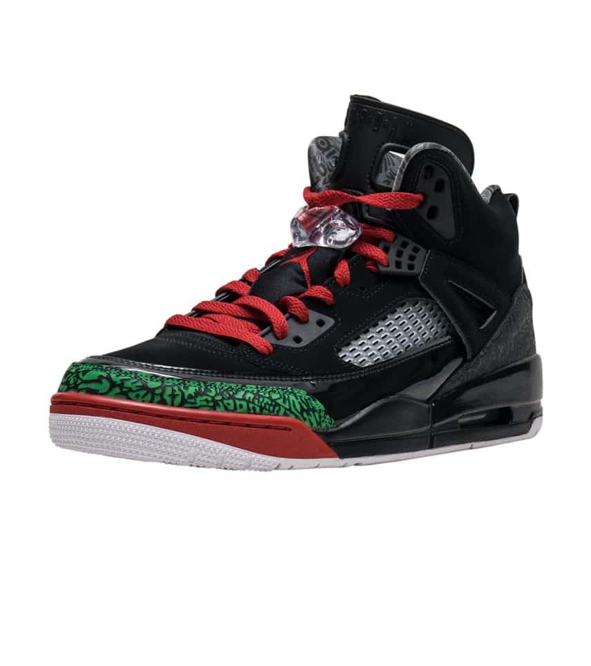 c74f7466c70ed6 Jordan Spizike Sneaker (Black) - 315371-026