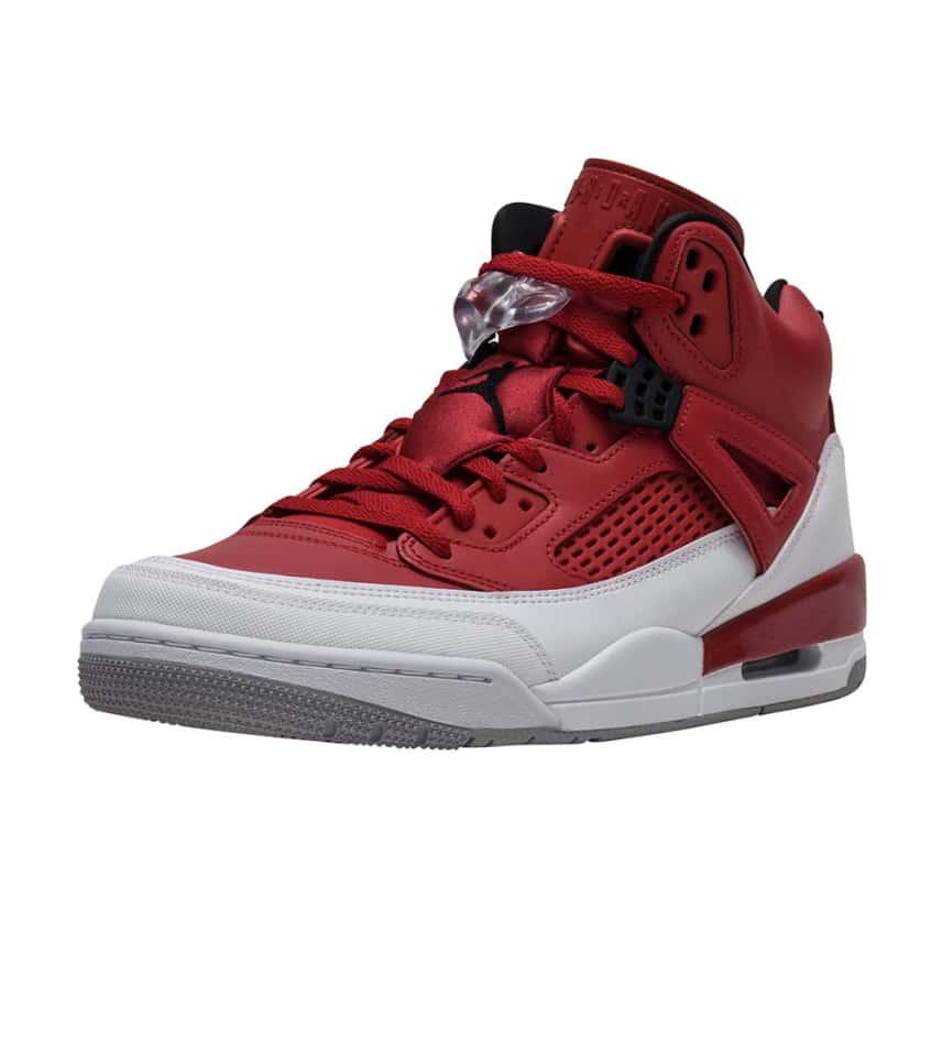 46ea721cbdba58 Jordan Spizike Sneaker (Red) - 315371-603