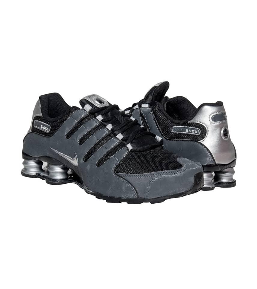 919f9edab3f237 Nike SHOX NZ SI PLUS SNEAKER (Grey) - 317929-029