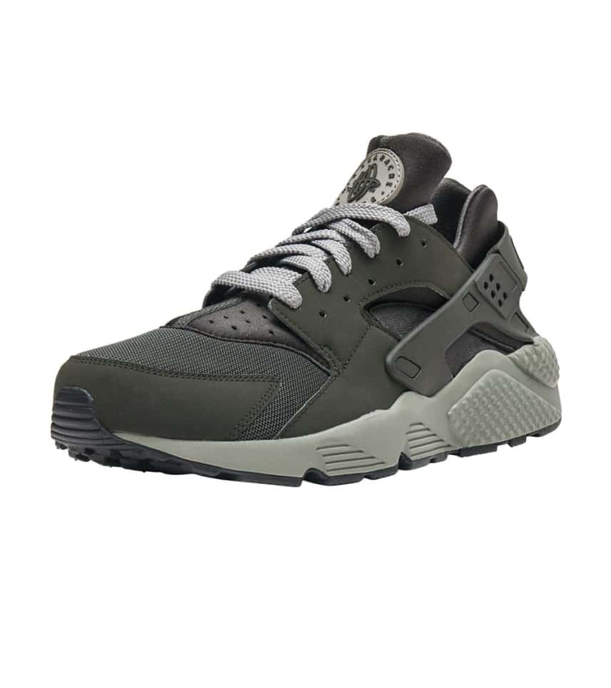 537db20d89dc Nike AIR HUARACHE SNEAKER (Dark Green) - 318429-311