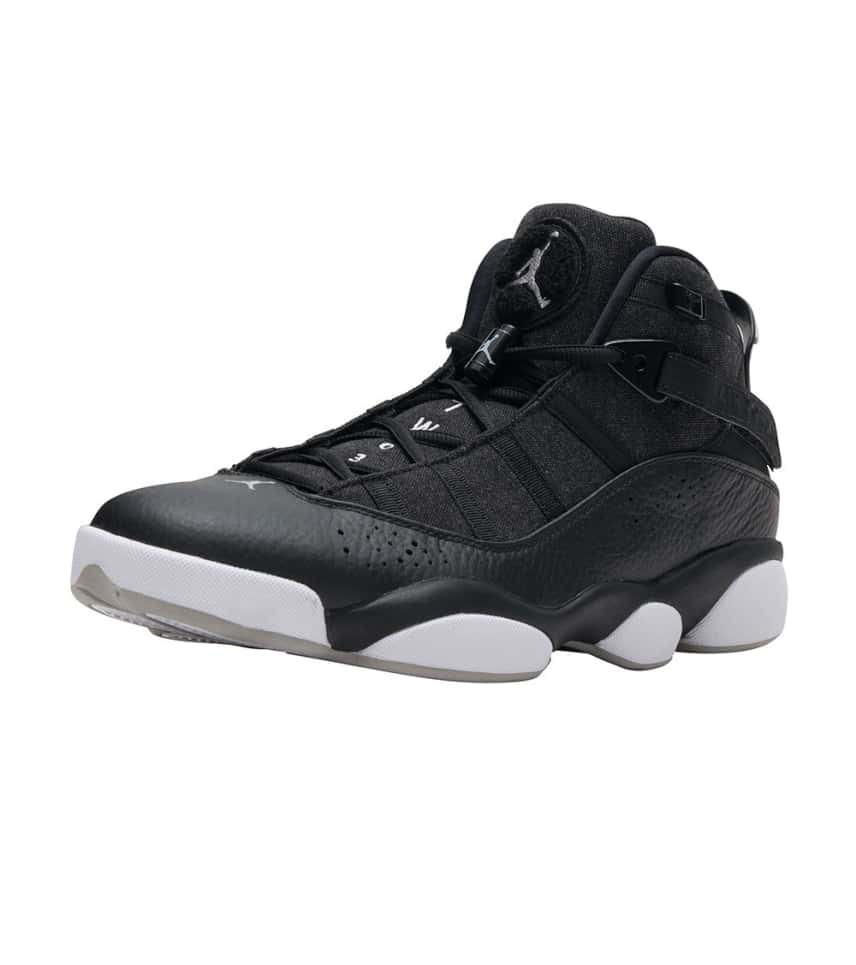 ff258e1cd934e4 Jordan 6 Rings Sneaker (Black) - 322992-021
