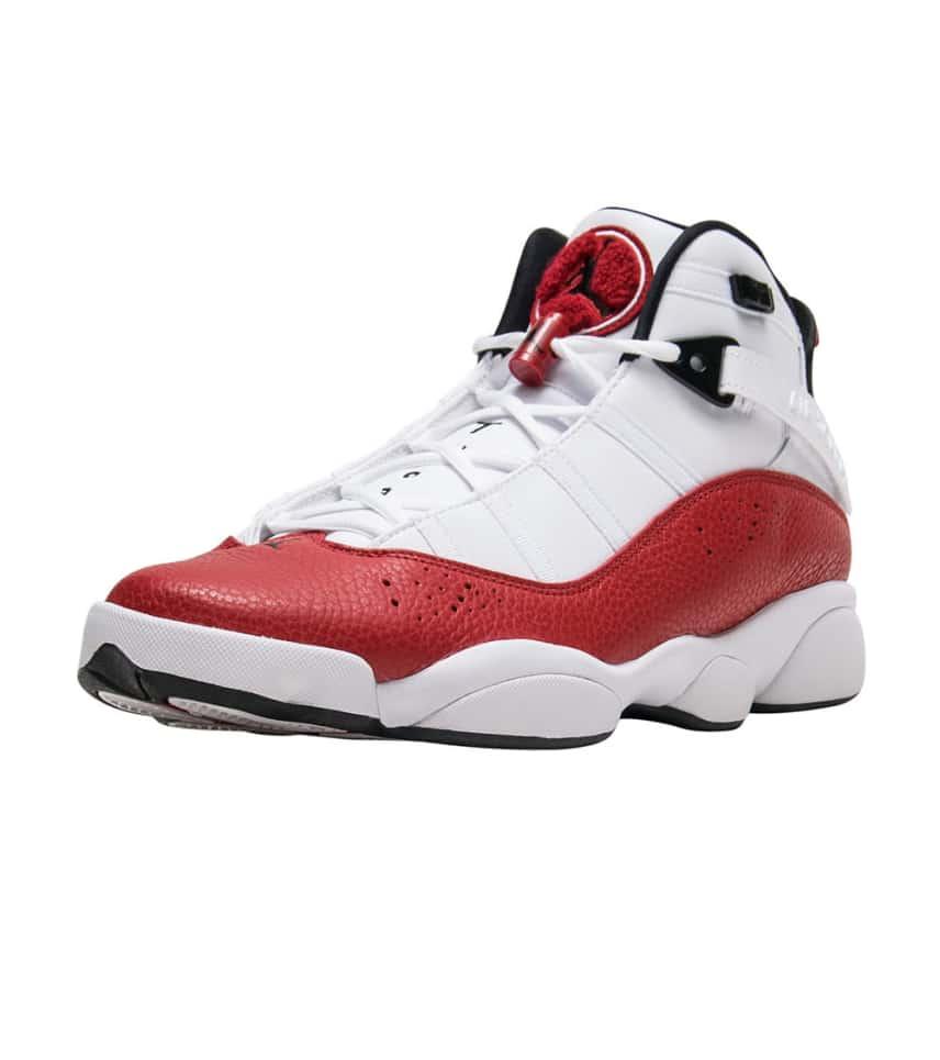 Jordan 6 Rings Sneaker (White) - 322992-120  f141fbb7b