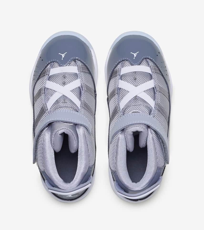 492352d5879d52 Jordan 6 Rings Shoe (Grey) - 323420-015