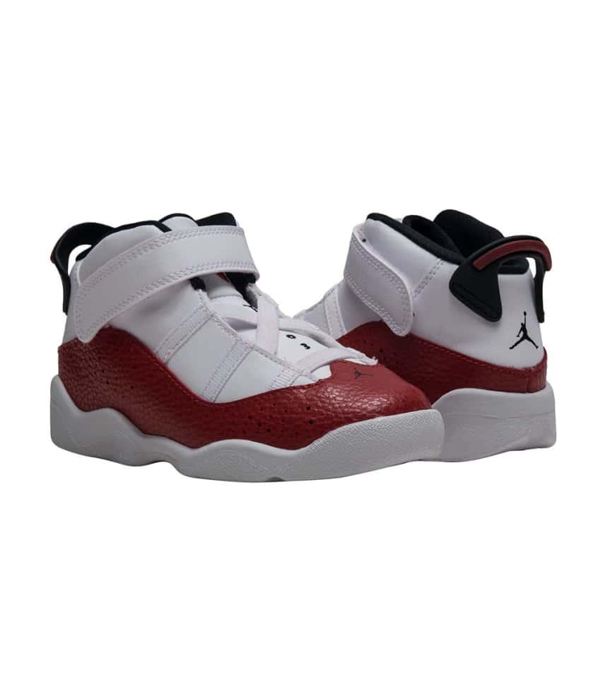 e8c435e2ce4682 Jordan 6 Rings Sneaker (White) - 323420-120