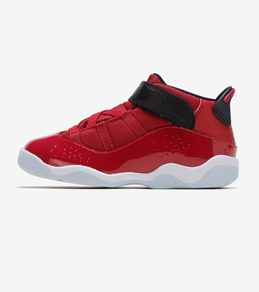 7c5323734419b4 Jordan 6 Rings Shoe (Red) - 323420-601