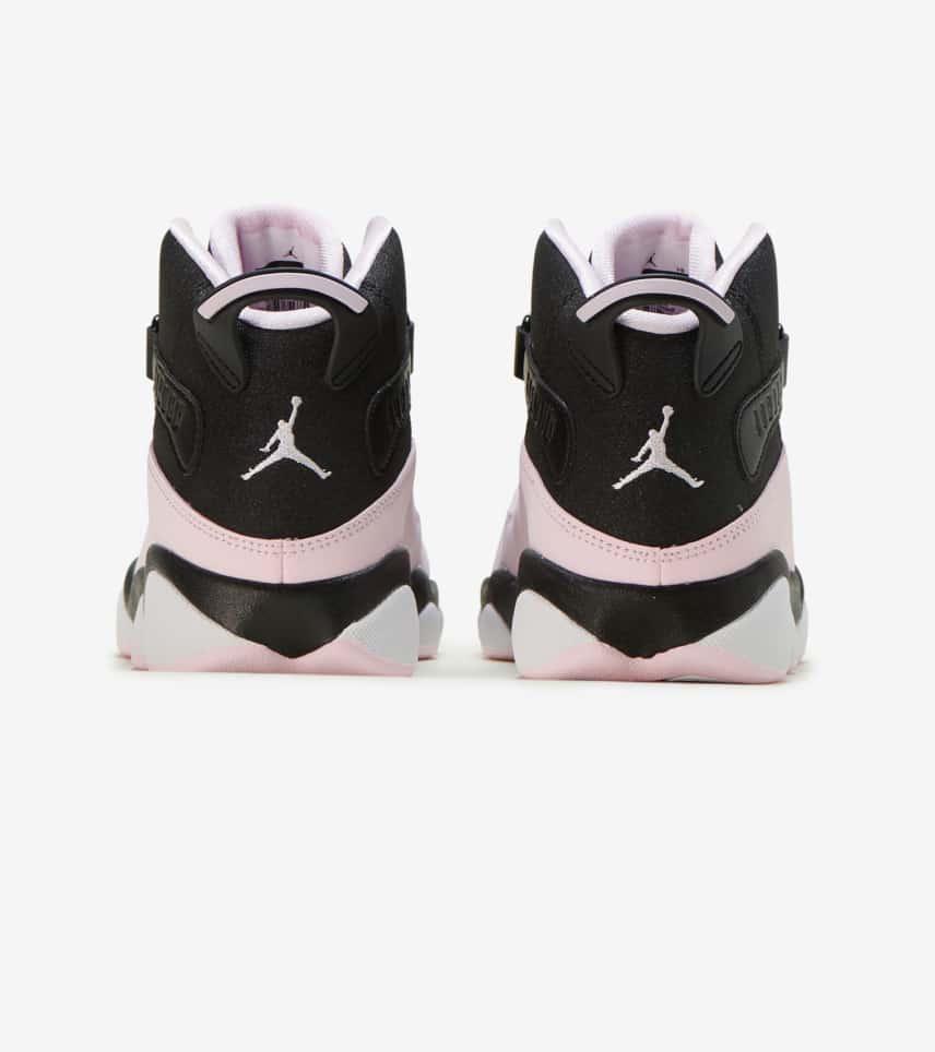 2ca00befd904 Jordan 6 Rings Sneaker (Pink) - 323431-006