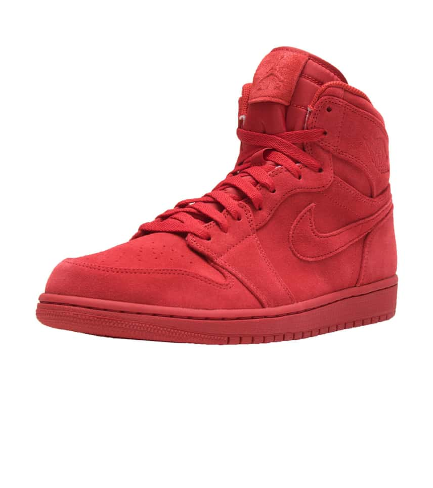 brand new 54586 3791a Jordan Retro 1 High Sneaker.  89.99orig  140.00. COLOR  Red. Jordan -  Sneakers ...
