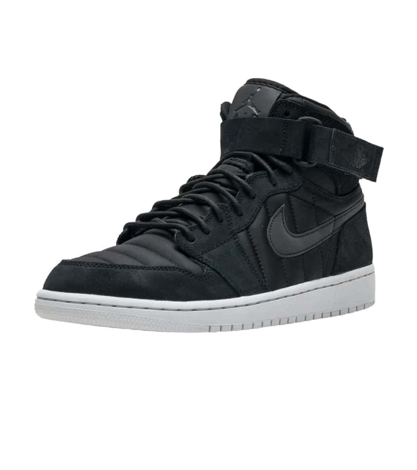 9bdff94ec06 Jordan Retro 1 High Strap (Black) - 342132-004