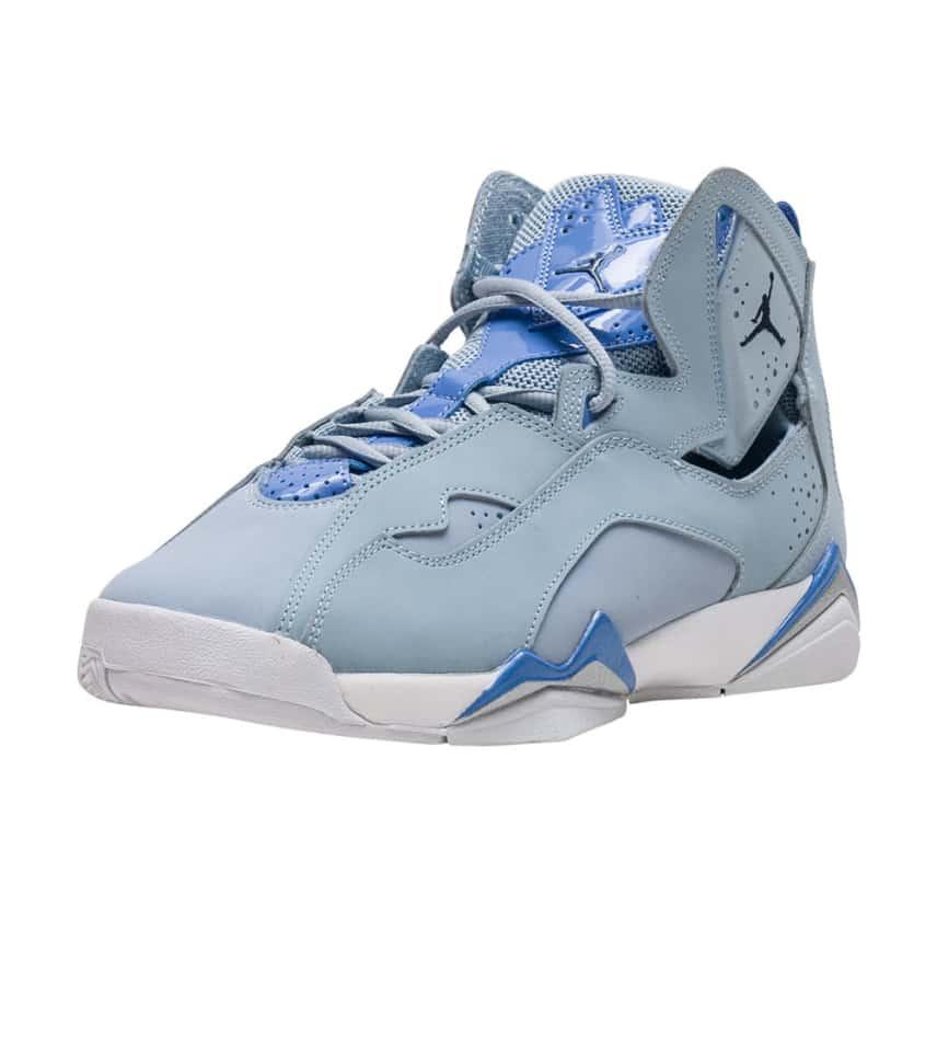 e4c2fa71cc9199 Jordan True flight G Sneaker (Medium Blue) - 342774-400