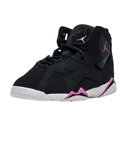 6dc9a44eb08 Jordan True Flight Sneaker (Black) - 342775-001
