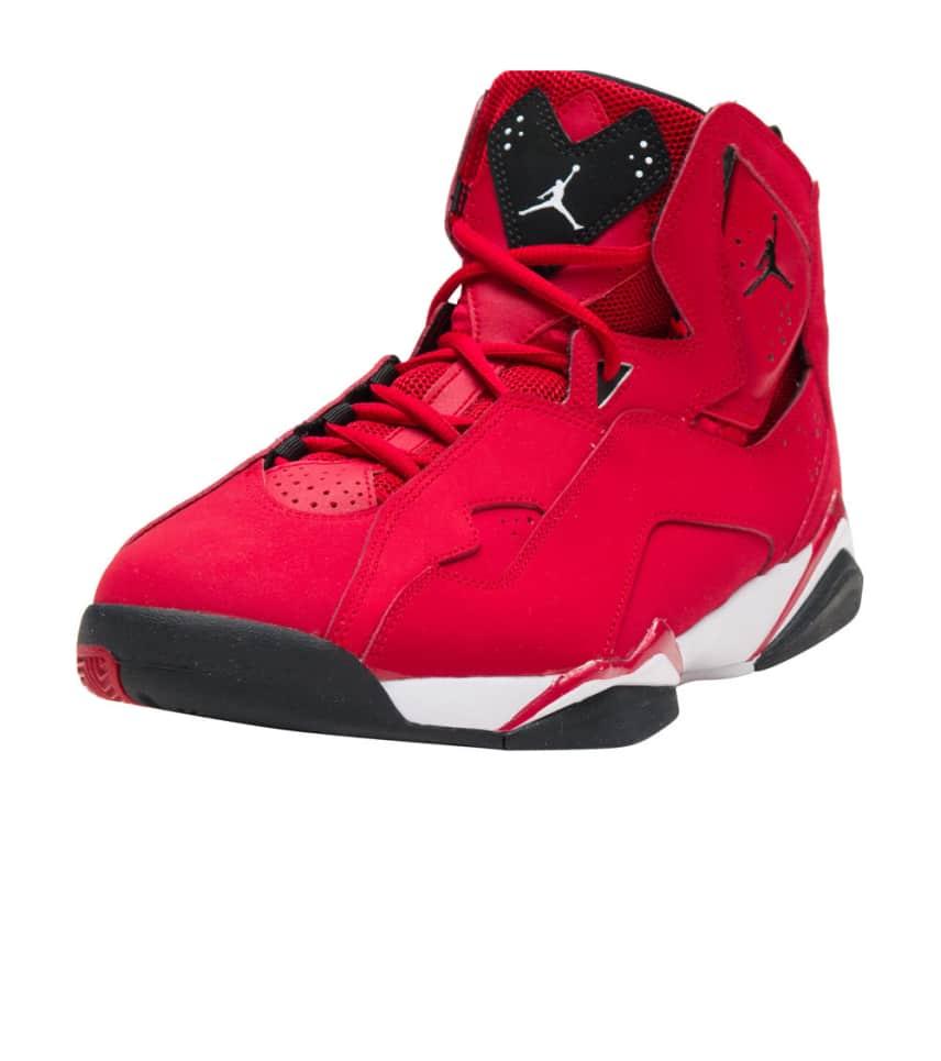 6f7578e95a7 Jordan TRUE FLIGHT SNEAKER (Red) - 342964-620