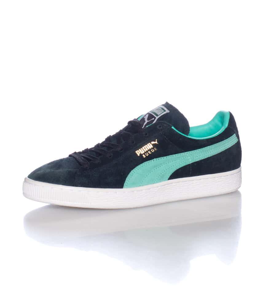 Puma Suede Classic PLus Sneaker (Black) - 35263499  770b4fc89