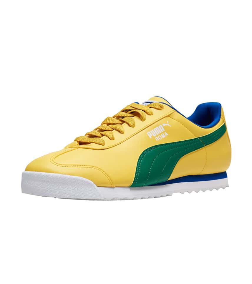 6c668a19ac11 Puma Roma Basic (Yellow) - 353572-85