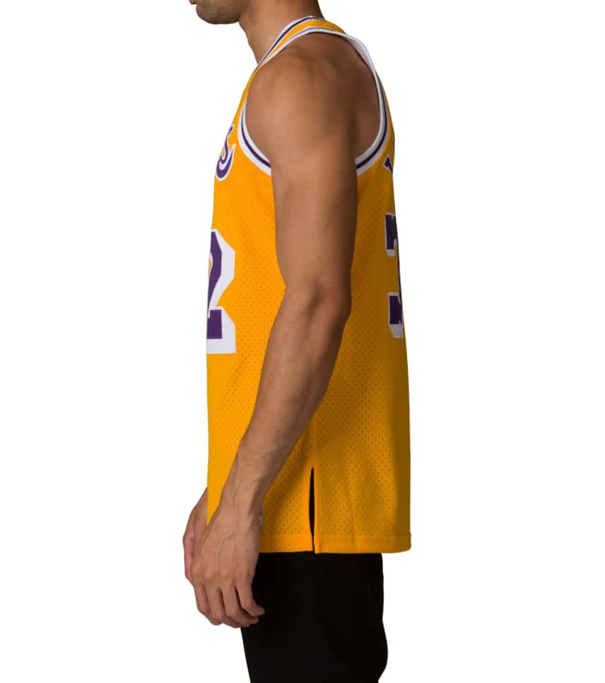 828a7de33 ... Mitchell and Ness - Tank Tops - LA Lakers Magic Johnson Jersey