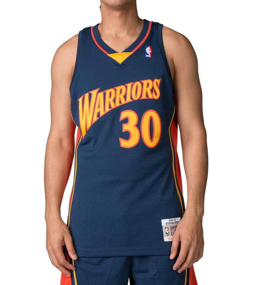 super popular d6939 4d9ad Golden State Warriors Steph Curry Jersey
