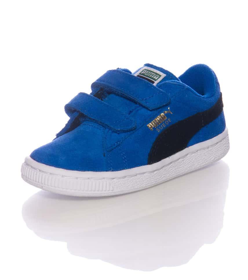 Puma Suede 2 Straps Sneaker (Royal) - 35627424  0c6b4ec92