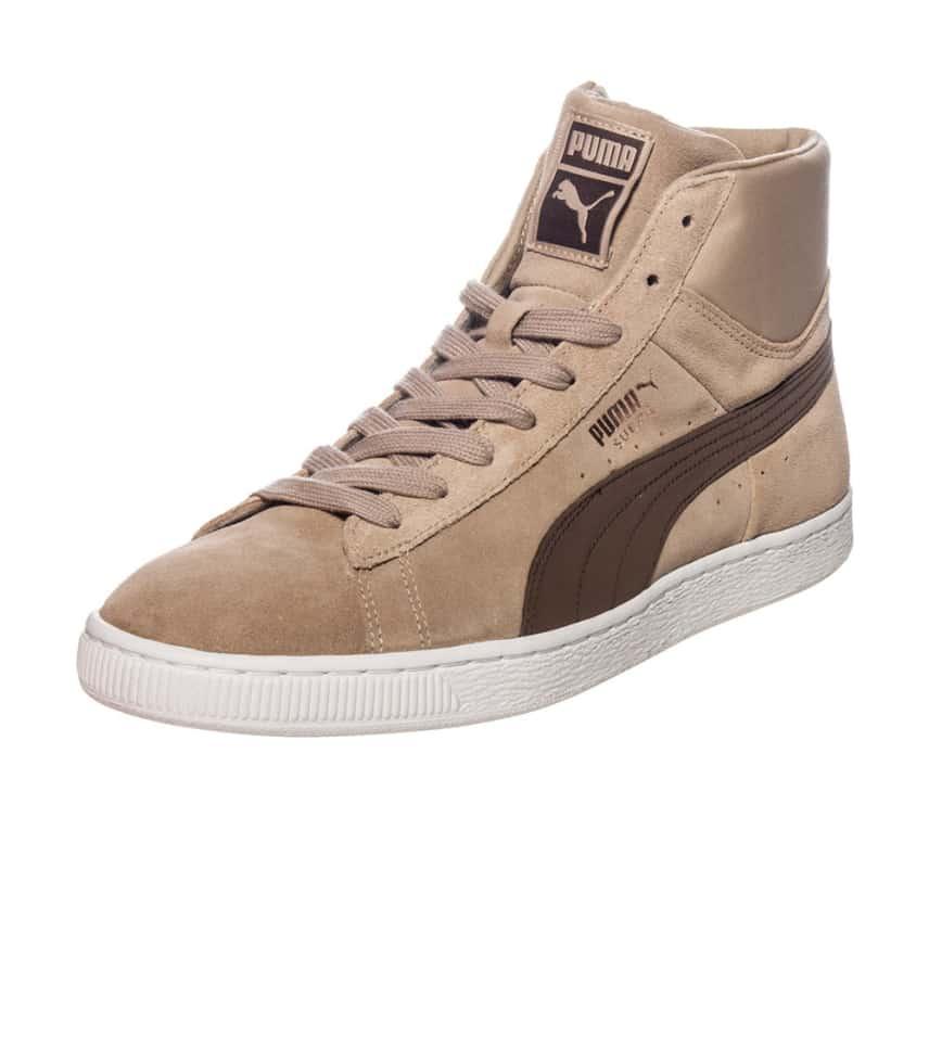 check-out 4389f cf38a SUEDE MID CLASSIC SNEAKER