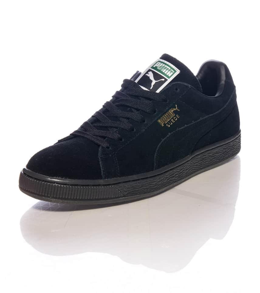 3121b4964fa513 Puma SUEDE CLASSIC SNEAKER (Black) - 35725107
