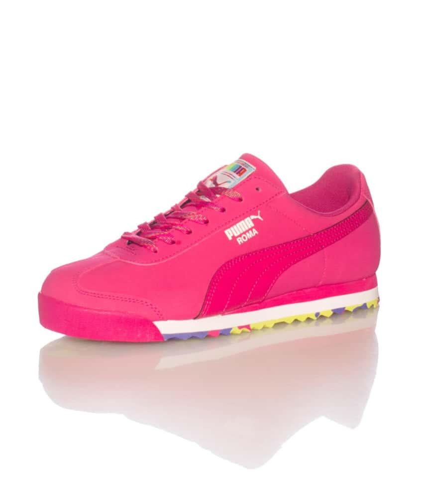 Puma ROMA SL SPECKLED JR SNEAKER (Pink) - 35818601  ba7e9cd11