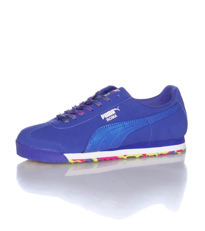 Puma ROMA SL SPECKLED JR SNEAKER (Purple) - 35818603  59a77432f
