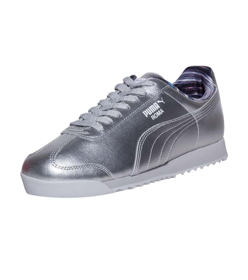 meilleure sélection 6cd29 9269e Chaussures femme Puma Roma Metallic Sneaker Chaussures