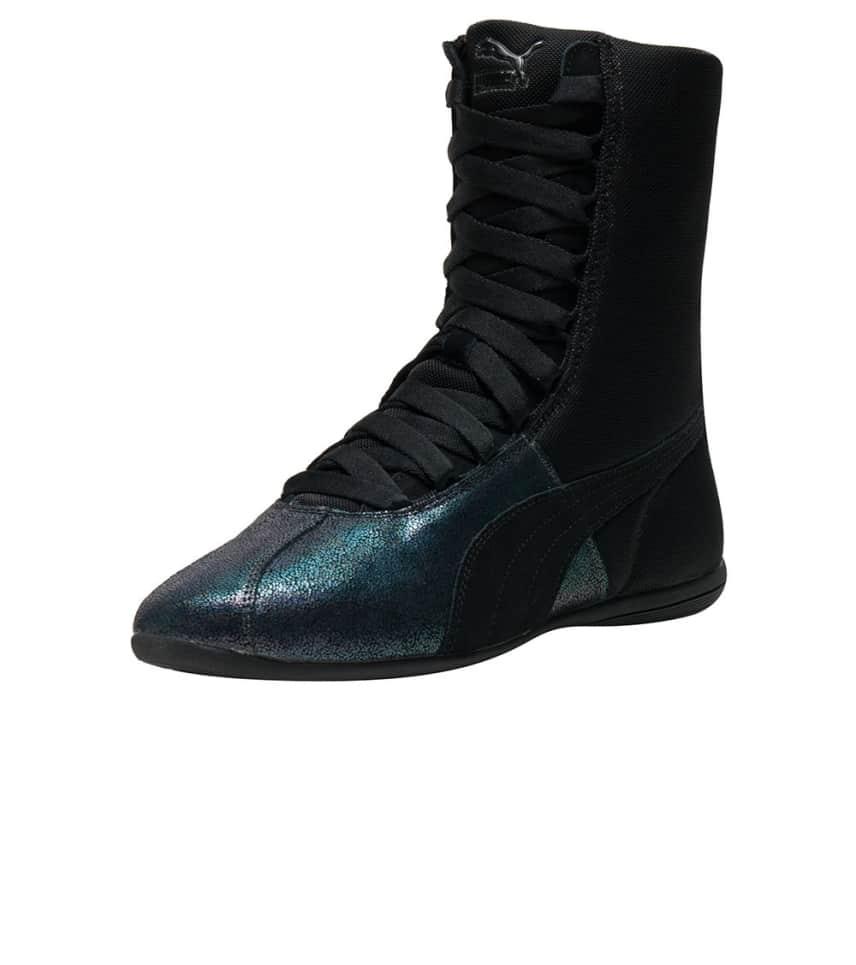 Puma Eskiva High (Black) - 361020-01  72235a1d97