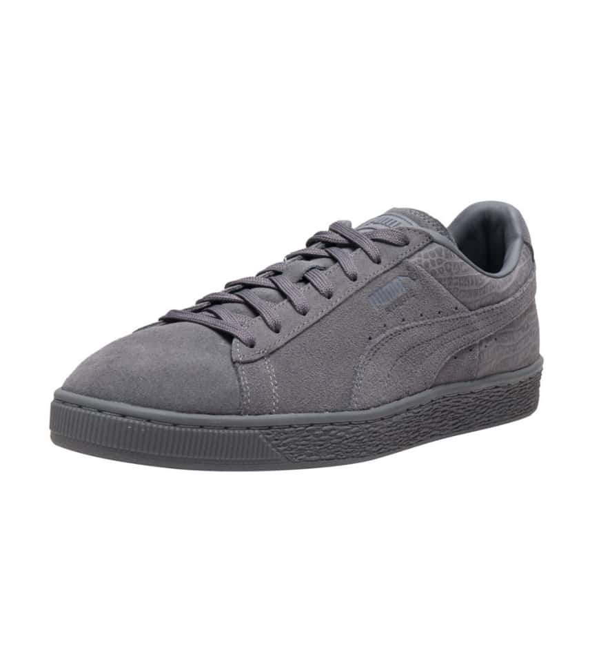 the best attitude 960bd 8af59 SUEDE CLASSIC EMBOSS