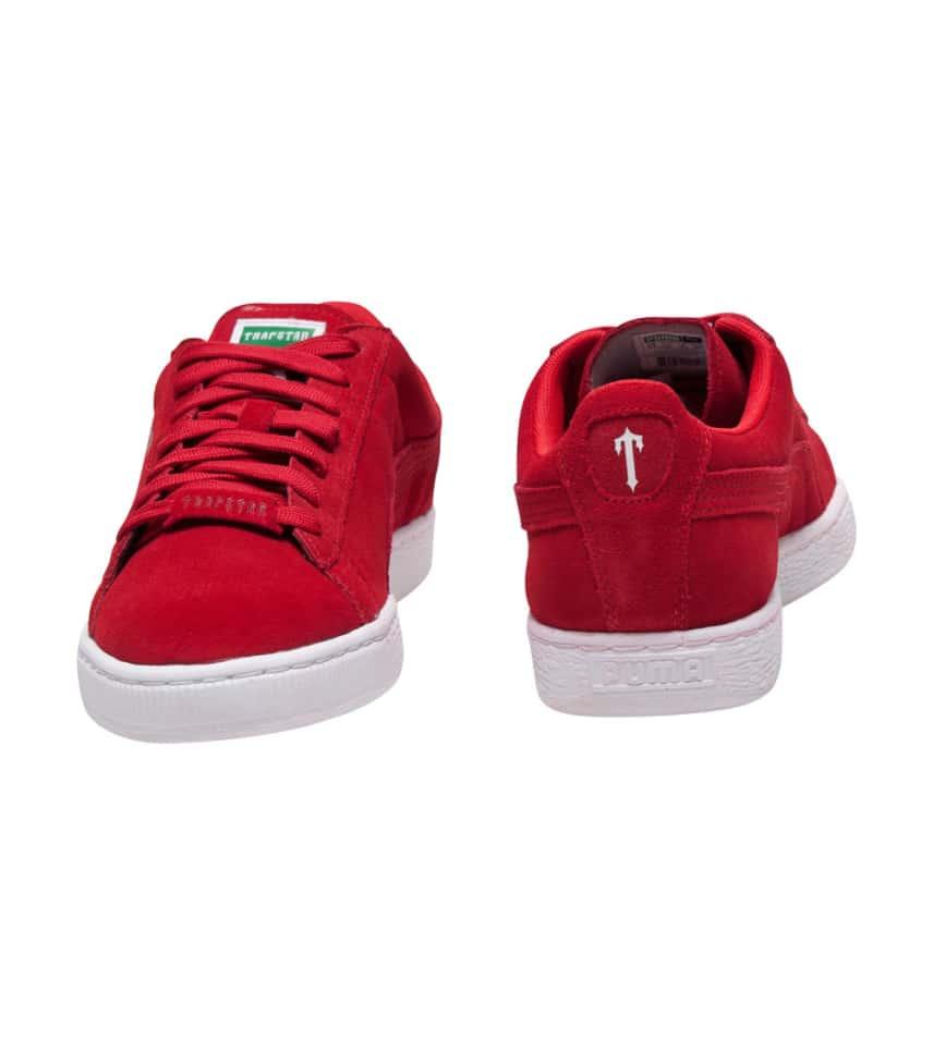 731272c4ce9253 ... Puma - Sneakers - SUEDE X TRAPSTAR SNEAKER ...