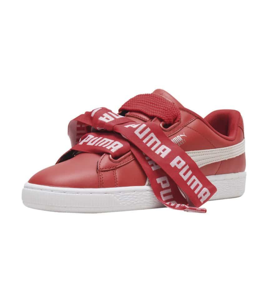 release date d2a98 14f9e Basket Heart Sneaker