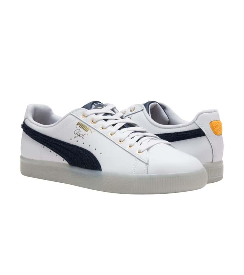 Puma Clyde Leather BHM (White) - 364438-01  0a38a037c