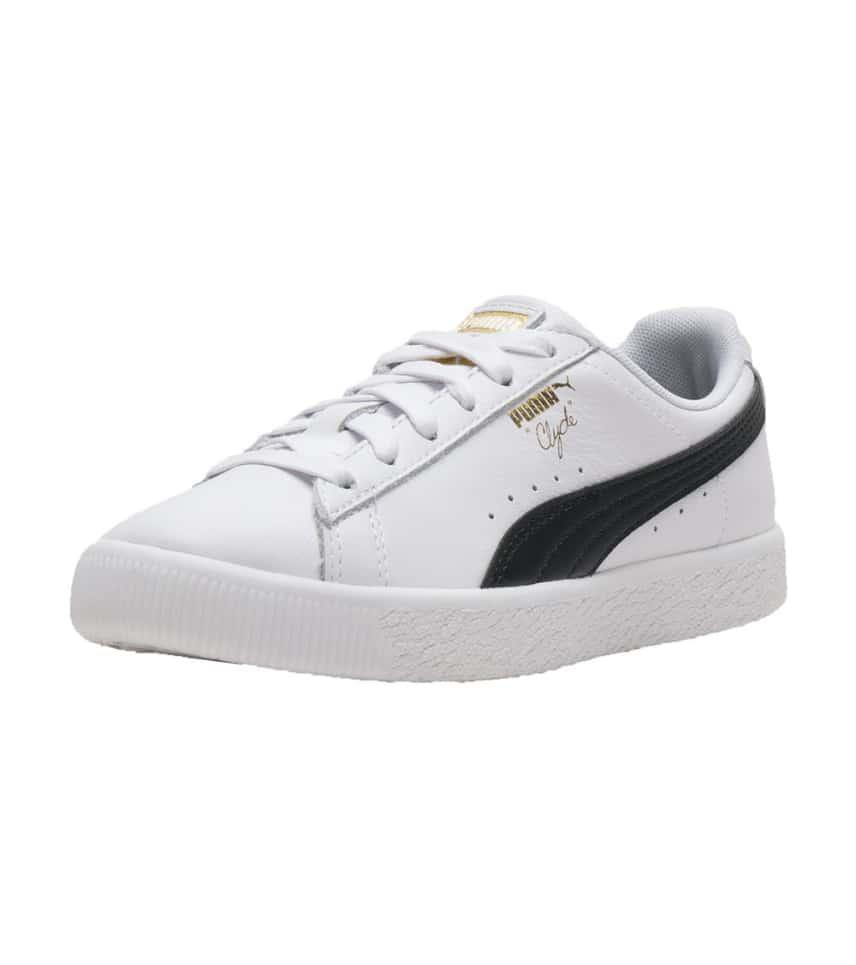 37ae1b53f04b08 Puma Clyde Core Foil (White) - 364662-01