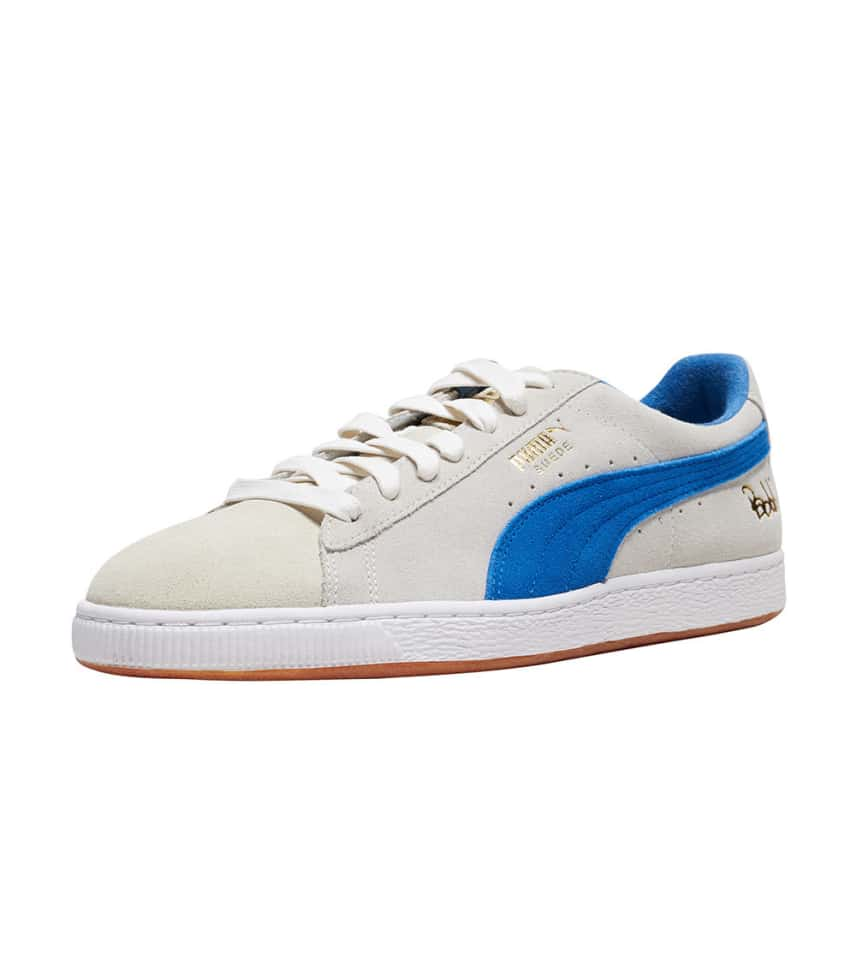 089b7825999 Puma Suede Classic x Bobbito (White) - 366336-02