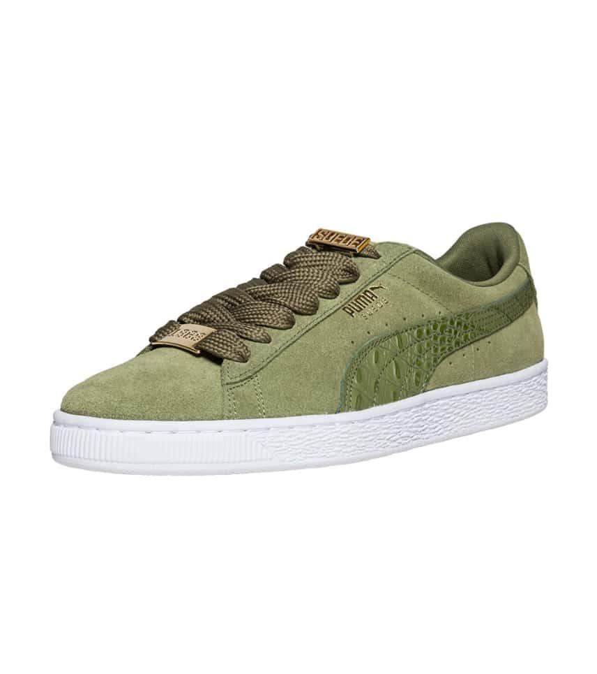 9296a2c8fc37a5 Puma Suede Classic B-Boy (Dark Green) - 366492-02