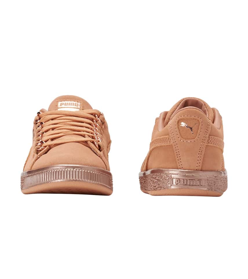 outlet store 1c2cf cb23b Suede Classic X Chain