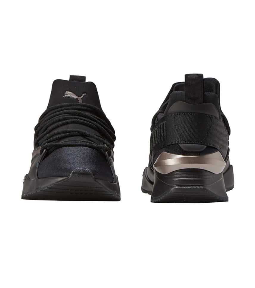 Puma Muse Maia Luxe (Black) - 366766-01  414753ad9