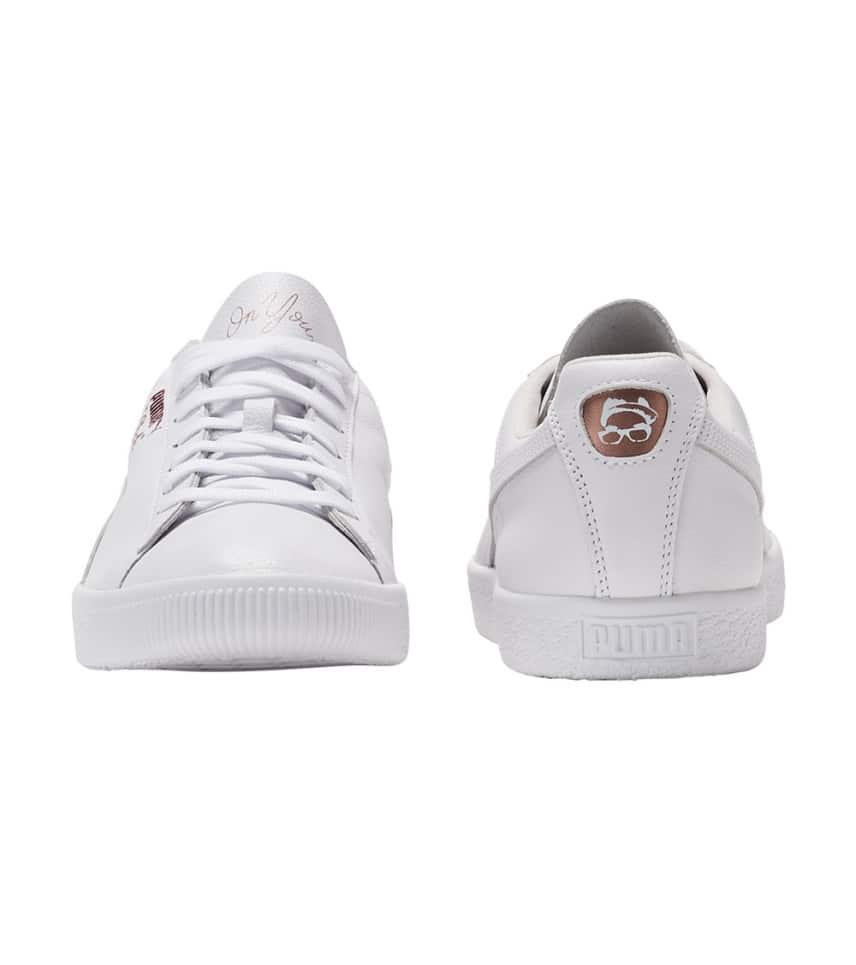 Puma Clyde x Emory Jones Sneaker (White) - 368055-01  abe0b415d