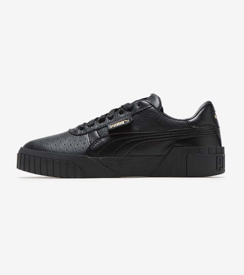 cb0cc3e0124 Puma Cali Shoes (Black) - 369155-05