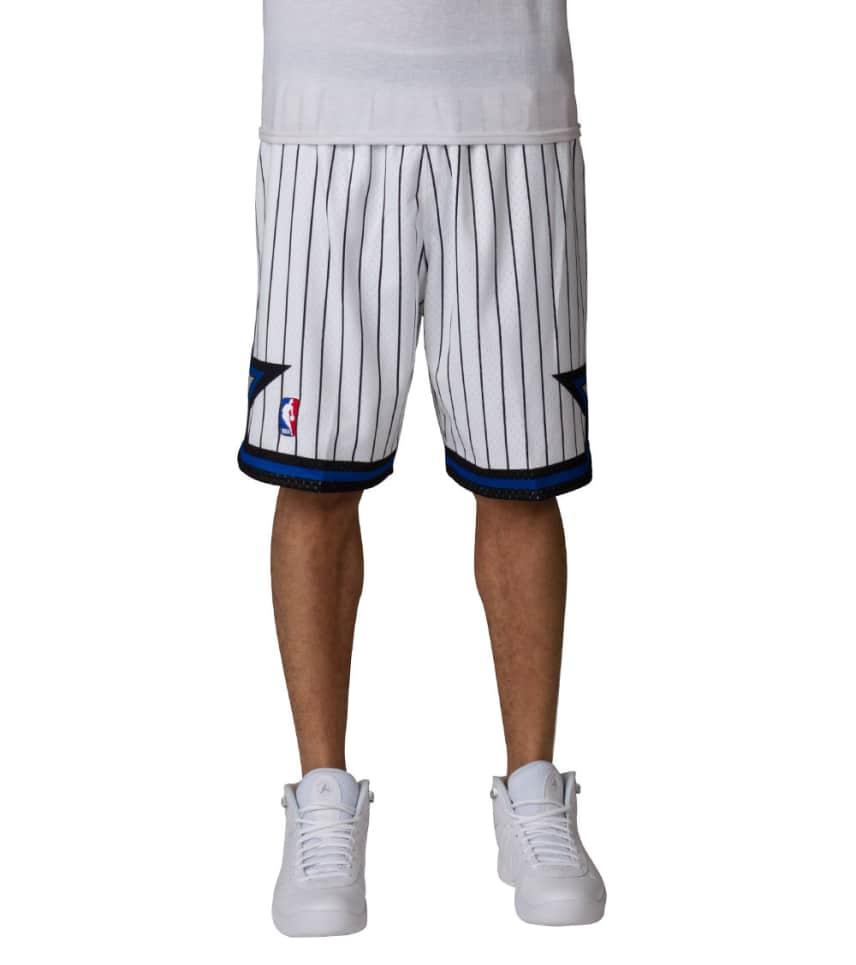 b9f833fa1ba Mitchell and Ness Orlando Magic NBA Shorts (White) - 369P31992O ...