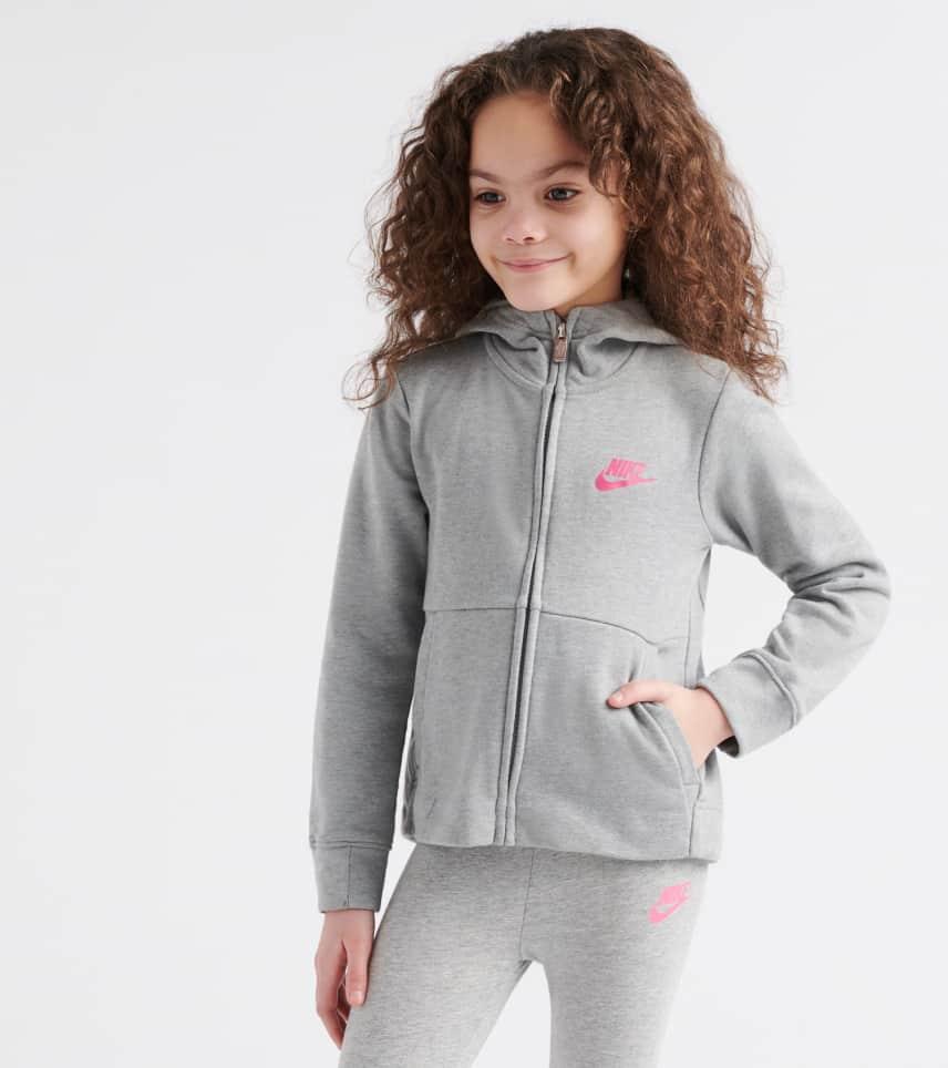 38b461ae0c4 Nike Full-zip Hoodie (Grey) - 36E403-042 | Jimmy Jazz