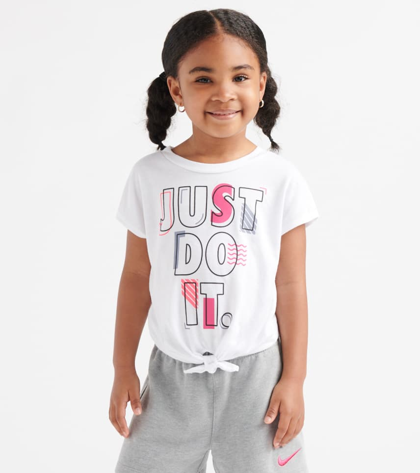 e20b1525 Nike Modern Just Do It Tee (White) - 36E986-001 | Jimmy Jazz