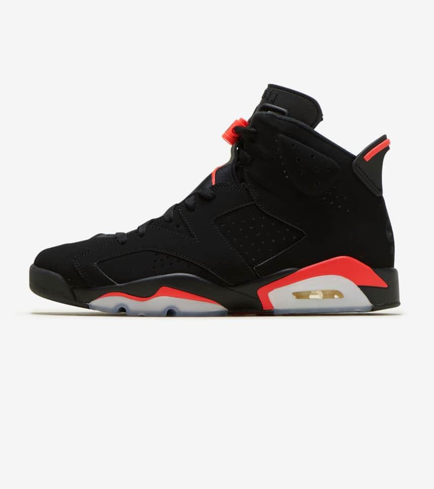 7cf93fa69277 Jordan Retro 6 (Black) - 384664-060 | Jimmy Jazz